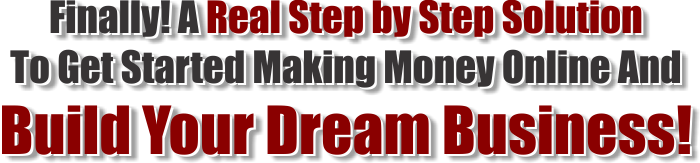 Build Your Dream Business - Marketing Your Dreams Now